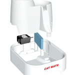Cat Product Guide to Water Fountains. The Cat Mate Pet Fountain