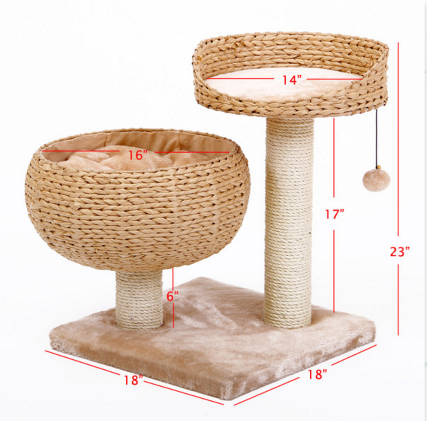 Cat Product Guide to Cat Trees and Cat Climbers