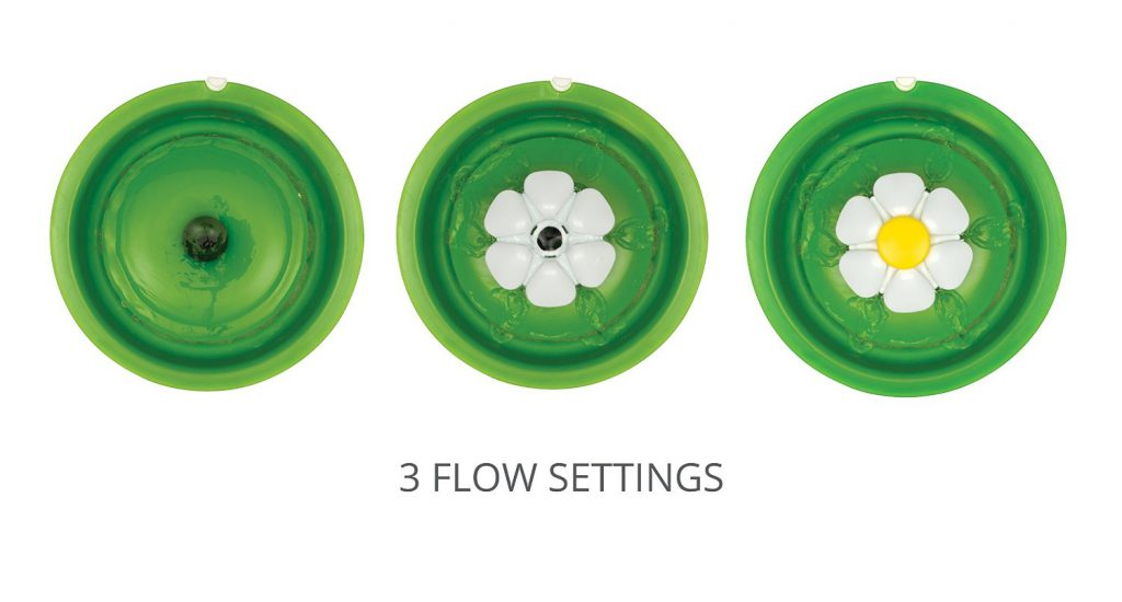 catit flower fountain flow