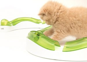 CatIt Senses 2.0 Super Circuit Track toy