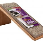 Cat Product Guide to Sisal Scratching Posts - SmartyKat reclined scratcher