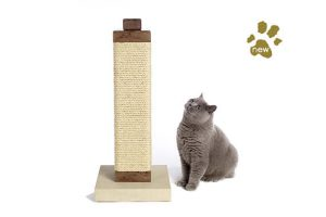 Charley and Billie sisal cat scratching post