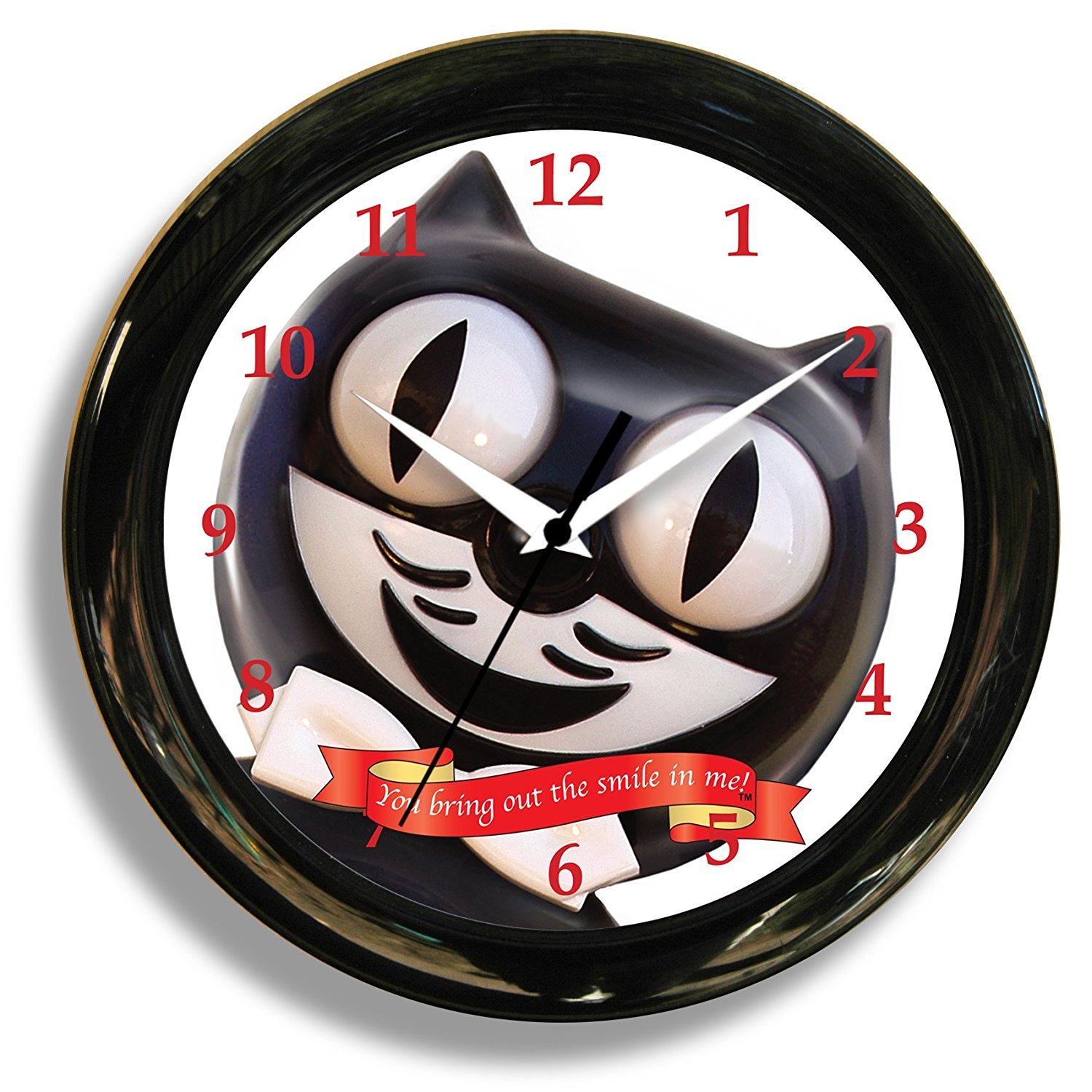 Kit Cat Clock round collectors edition