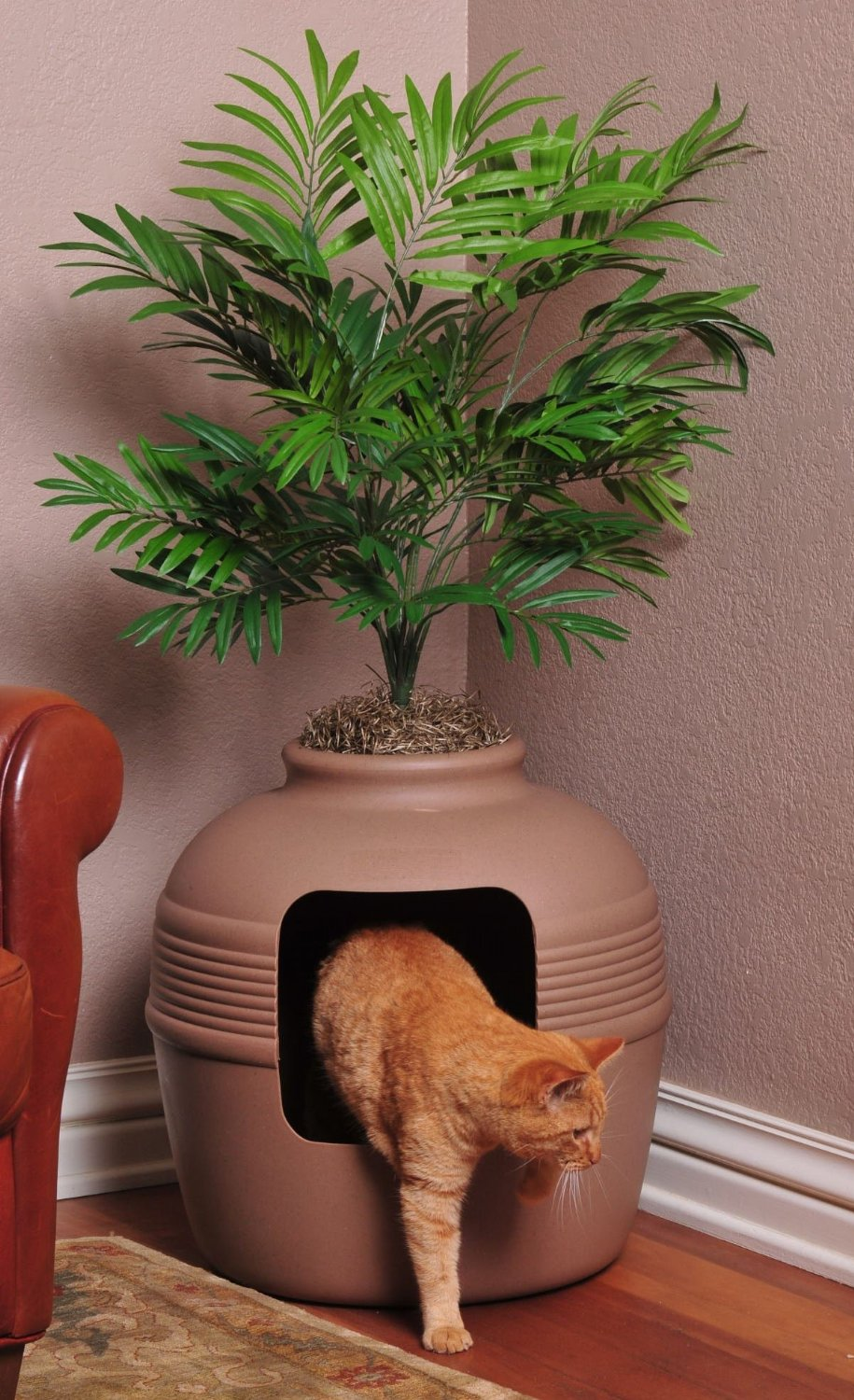 good pet stuff hidden cat litter box