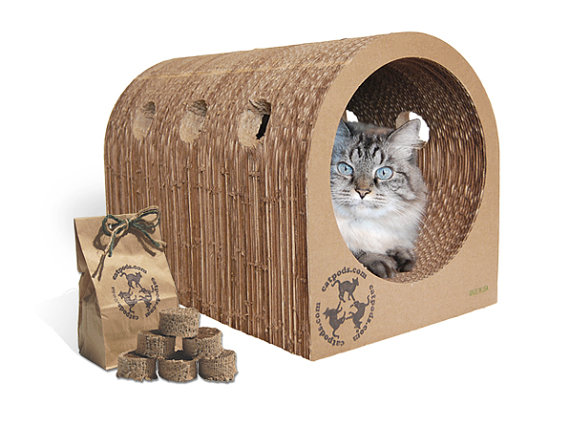 eco friendly original catpod