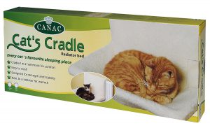 cat radiator bed by canac canac cats cradle   cat radiator hammock for toasty kitties   cool      rh   coolstuffforcats