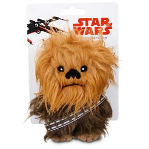 chewbacca chewie star wars cat toy