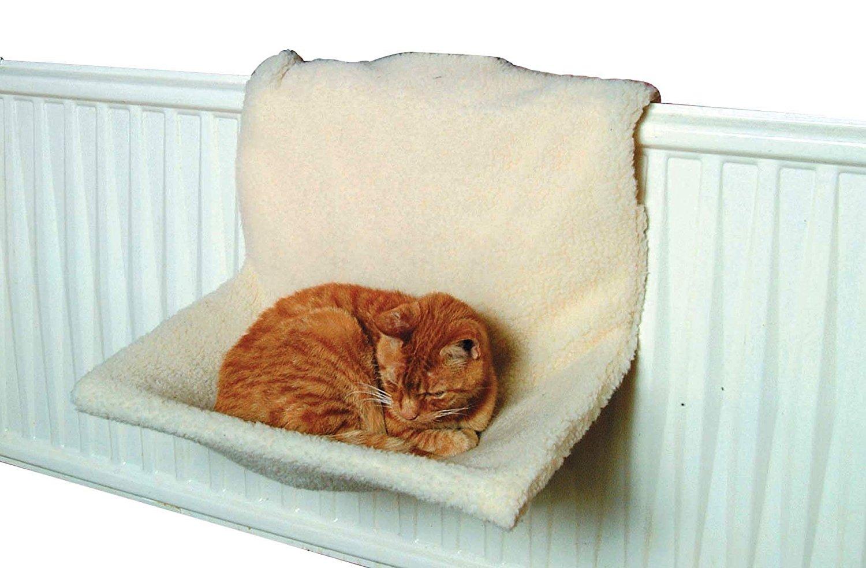 canac cats cradle cat radiator hammock
