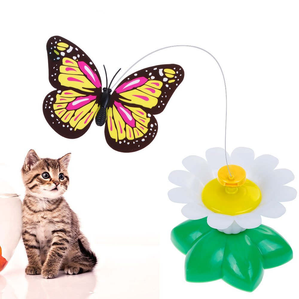 Lictin Butterfly cat toy